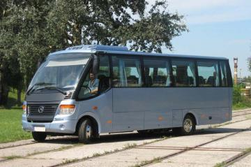 Autosan WETLINA bus