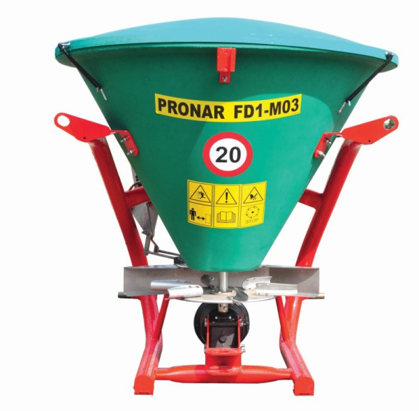 Pronar FD1-M03 fertilizer spreader