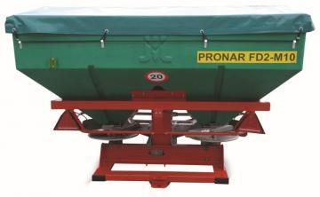 Pronar FD2-M10 fertilizer spreader