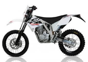 AJP PR3 Enduro Pro off-road motorcycle
