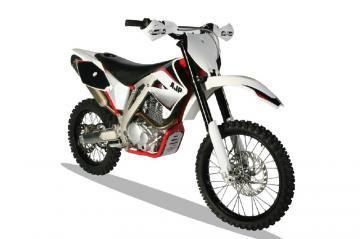 AJP PR3 MX Pro off-road motorcycle