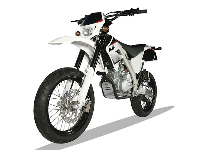 AJP PR3 SuperMoto off-road motorcycle