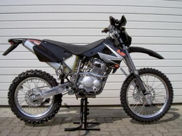 AJP PR4 Enduro off-road motorcycle