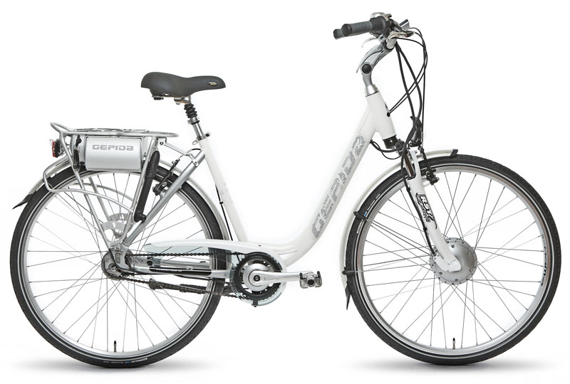 Gepida REPTILA 1100 GERMAN electric bike