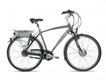 Gepida REPTILA 1100 GERMAN HARMONY electric bike
