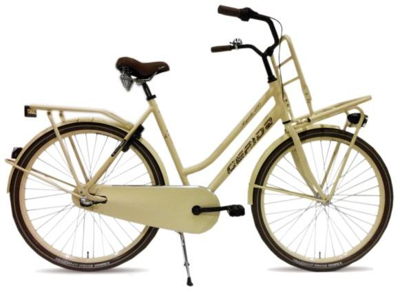 Gepida REPTILA 400 CARGO city bike