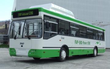 FAP A-537.5 low-floor city bus