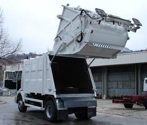FAP 2628 RB/38.5 waste collector truck