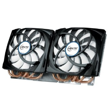 Arctic Accelero Twin Turbo 690 VGA cooling