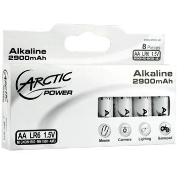 Arctic POWER Alkaline Battery