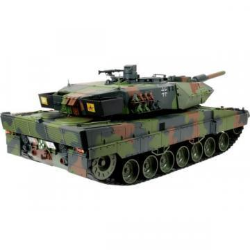 Arctic Land Rider 403 Remote Controlled Tank  1:16 scale