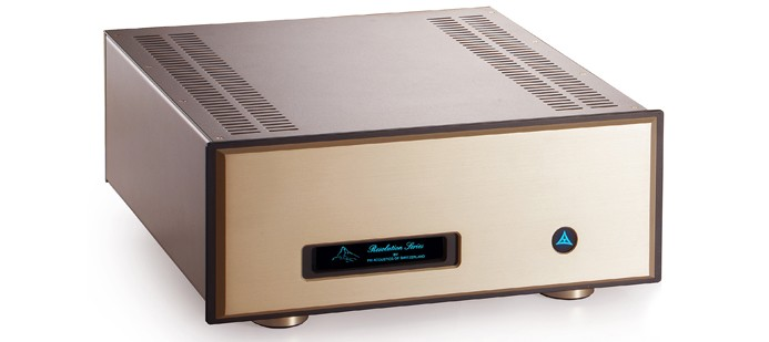 FM Acoustics FM 411-MKII Precision Power Amplifier