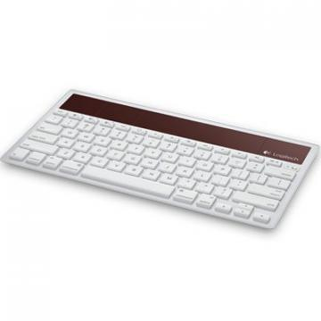 Logitech Wireless Solar Keyboard K760