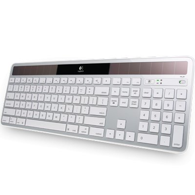 Logitech Wireless Solar Keyboard K750 for Mac