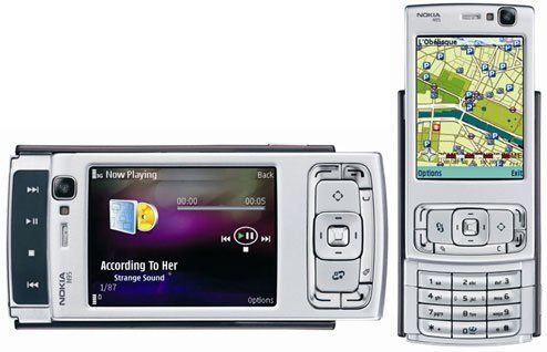 Nokia N95-3 NAM 3G mobile phone