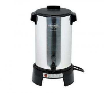 WestBend 36 Cup Commercial Urn coffee maker