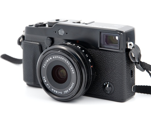 Fujifilm X-Pro 1 16MP Digital Camera with APS-C X-Trans CMOS Sensor