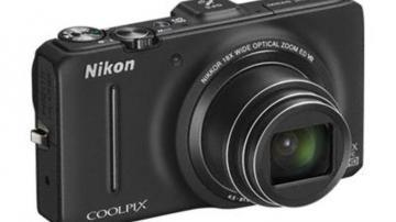 Nikon COOLPIX S9300 16 MP CMOS Digital Camera