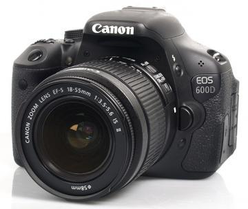 Caon EOS 600D Digital SLR
