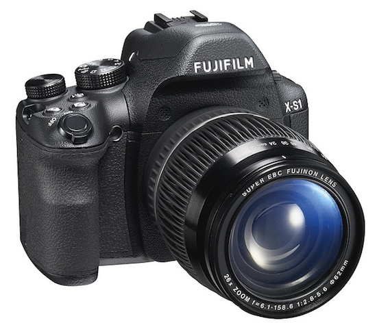 Fujifilm X-S1 12MP EXR CMOS Digital Camera