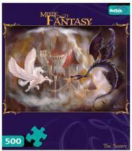 Buffalo Games The Sentry 500 Pieces Fantasy Puzzles