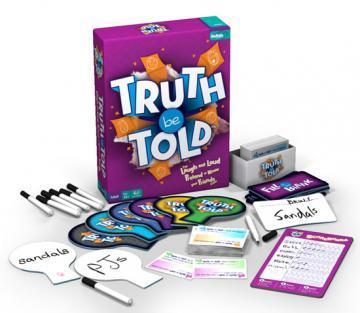 Buffalo Games Truth be Told Party Game