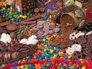 Springbok Chocolate Sensation 400 Piece Puzzles