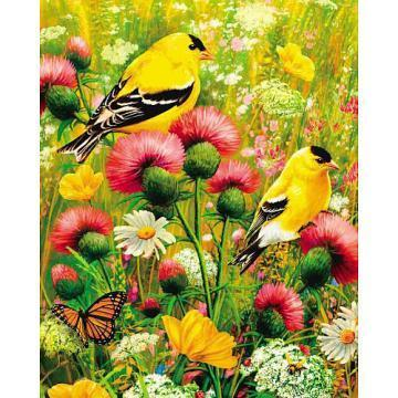 Springbok Goldfinch 350 Piece Puzzles