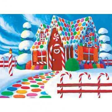 Springbok Home Sweet Home 60 Piece Child Format Puzzles