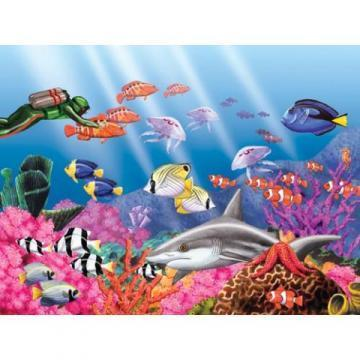 Springbok Undersea World 60 Piece Child Format Puzzles