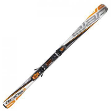 Elan WaveFlex 8 Green QT skis