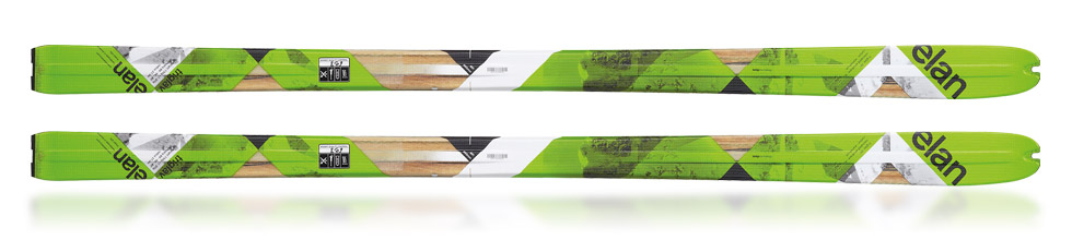 Elan Triglav Touring Series skis