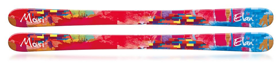 Elan Moxi W Studio Series skis