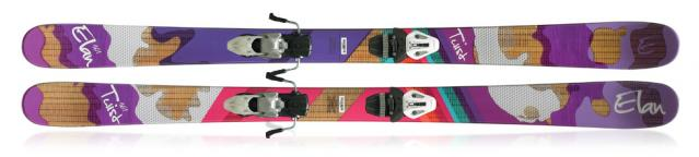 Elan Twist W Studio Series skis
