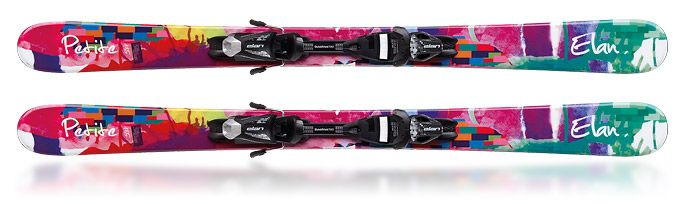Elan Petite QT Junior Series skis
