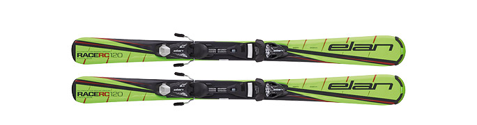 Elan RC Race QT Junior Series skis