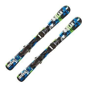 Elan Pinball Team QT Junior Series skis