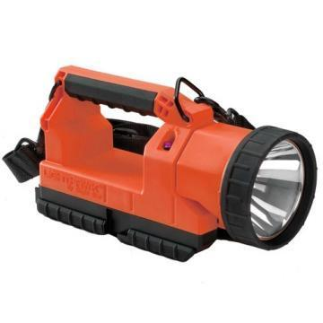 Bright Star Lighthawk LED Orange flashlight