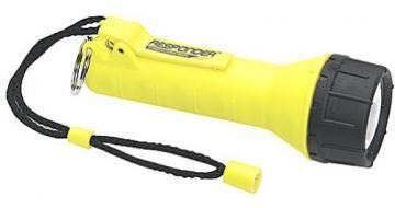 Bright Star LED Responder 2 C-Cell Yellow flashlight