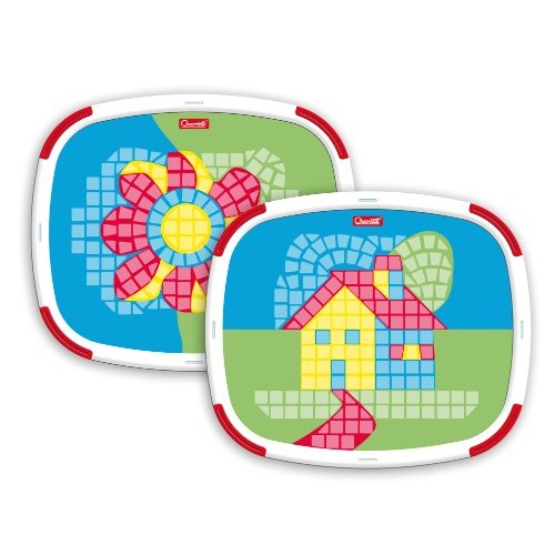 Quercetti Mosaico magnetic double-faced toy