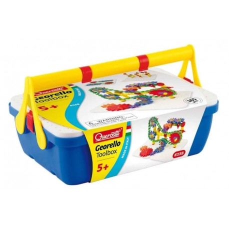 Quercetti Georello Toolbox Fascia construction set