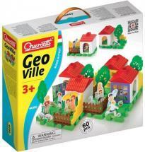 Quercetti Geoville construction set