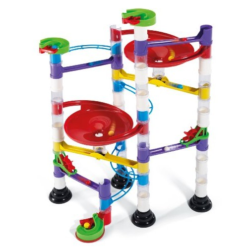 Quercetti Marble Run Spinning construction set