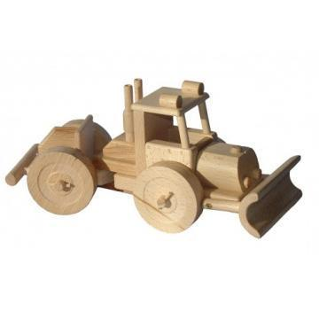 Ceeda Cavity Forest Tractor toy