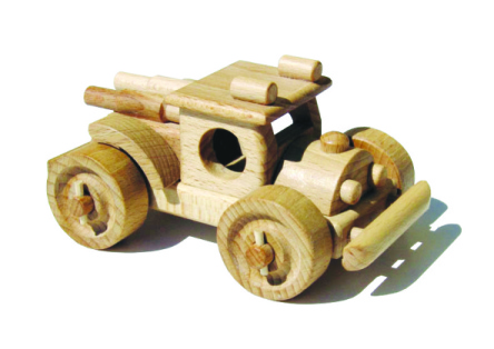 Ceeda Cavity Off-road Vehicle I toy