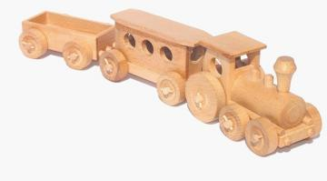 Ceeda Cavity Passenger Train toy
