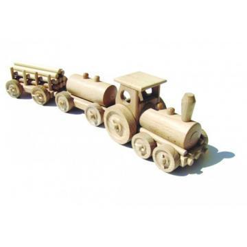 Ceeda Cavity Freight Train toy