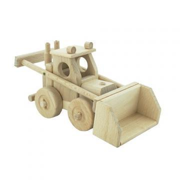 Ceeda Cavity Wheeled Front Loader Bobik toy