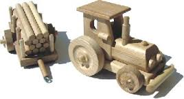 Ceeda Cavity Steam-engine Locomotive toy