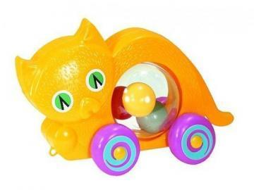 SMER Cat with Balls toy